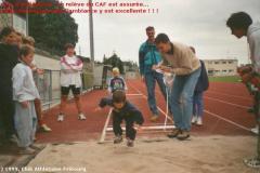 09.10.1999  - Ecole d'athlétisme - Concours interne