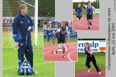 22.05.2005 - Championnats fribourgeois de relais (Bulle)