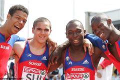 22.07.2007 - Championnats d'Europe U20 (Hengelo/Pays-Bas)