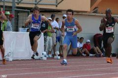 28.07.2007 - Championnats suisses individuels actifs (Lausanne-Pontaise)