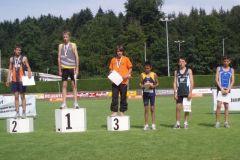 30.06.2007 - Finale 1'000m + Migros-Sprint (Bulle)