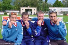 30.09.2001 - Championnat Suisse Relais
