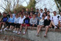 31.03.2007 - Camp d'entraînement à Marina di Pietrasanta (Italie)