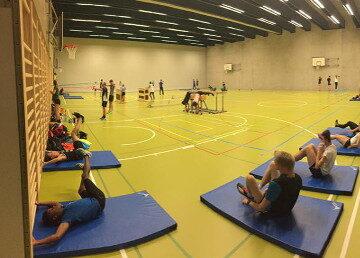 Salles de sport DOSF